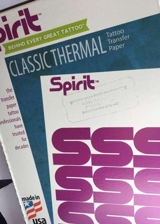 094X Papier thermo-copiant