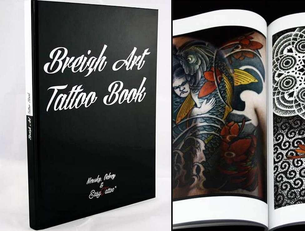 Breizh Art Tattoo Book
